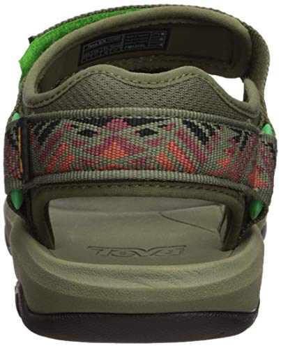 Teva Boys' Y Hurricane XLT2 ALP Sport Sandal Burnt Olive Teva Boys' Y Hurricane XLT2 ALP Sport Sandal Burnt Olive 6 Medium US Big Kid.