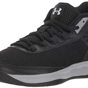 Under Armour Boys' Pre School Jet 2018 Basketball Shoe