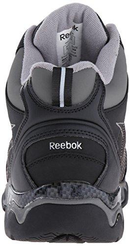 Reebok Work Men's Beamer Work Shoe, Black Reebok Work Men's Beamer RB1067 Work Shoe, Black, 12 W US.