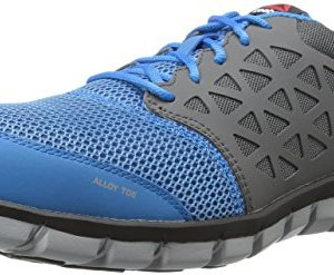 Reebok Work Men's Sublite Cushion Work Industrial & Construction Shoe