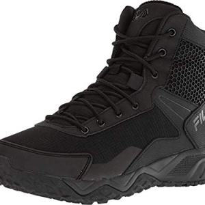 Fila Men's Chastizer Military and Tactical Boot Food Service Shoe