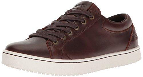 MOZO Men's FINN Industrial & Construction Shoe, Brown