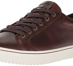 MOZO Men's FINN Industrial & Construction Shoe, Brown