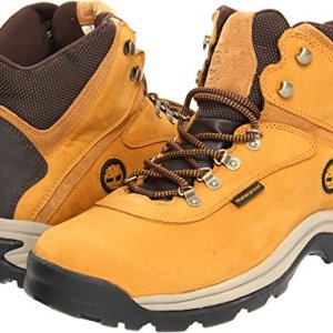 Timberland Men's Mid White Ledge WP Boot Wheat