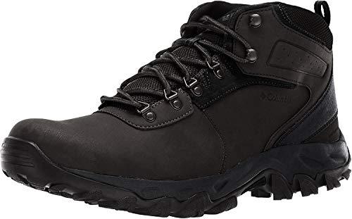 Columbia Men's Newton Ridge Plus II Waterproof Hiking Boot-Wide