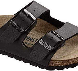 Birkenstock Arizona Birko-Flo Black Birko-flor Sandals