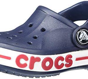 Crocs Kids' Bayaband Clog K, Navy
