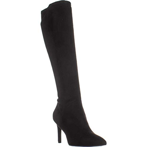 Nine West Womens Chelsis Pointed Toe Knee High Fashion
