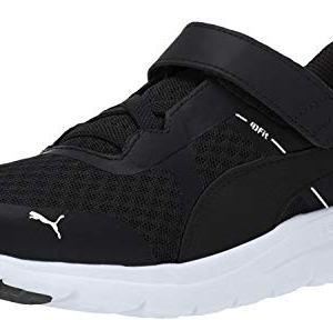 PUMA Unisex Kid's Flex Essential Velcro Sneaker