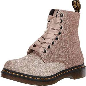Dr. Martens Pascal Glitter Rose Gold Uncoated Glitter