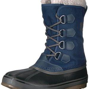Sorel Men's Pac Nylon Snow Boot, Collegiate Navy