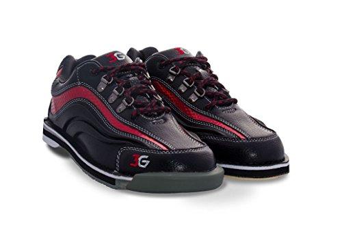 3G Sport Ultra Blue/Black Men's Left Hand Bowling Shoes