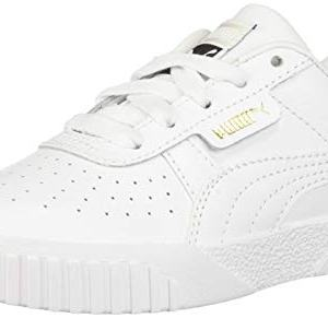 PUMA Cali Sneaker White Black