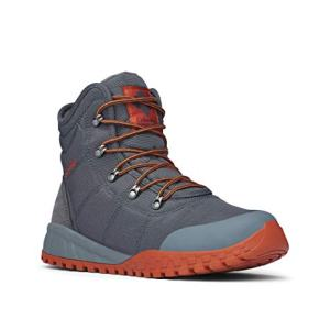Columbia Men's Fairbanks Omni-Heat Ankle Boot, Graphite