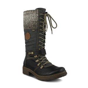 Spring Step Women's Ababi Winter Boot, Black