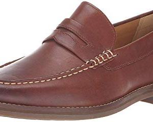Sperry Mens Gold Exeter Penny Loafer
