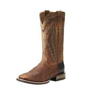 ARIAT Men's Top Hand Western Boot Trusty Tan