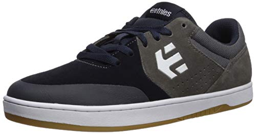 Etnies Men's Marana Skate Shoe, Navy/Grey