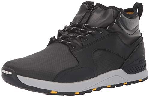 Etnies Men's Cyprus HTW X 32 Skate Shoe, Black/Grey/Yellow