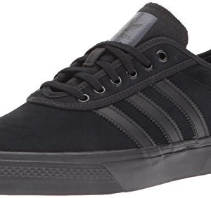 adidas Originals Men's Adiease Sneaker, Black/Black/Black