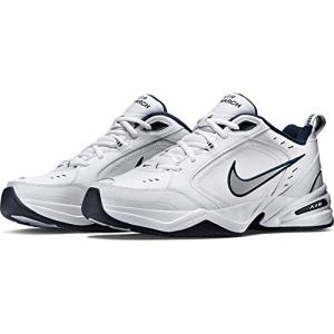 Nike Air Monarch IV Men White Cross Training