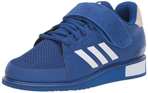 adidas Men's Power Perfect III. Cross Trainer, Collegiate Royal/White/Collegiate