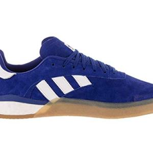 adidas 3ST.004 (Royal/White/Silver) Men's Skate