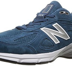 New Balance Men's Running Shoe, North Sea/White