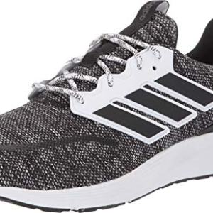 adidas Men's ENERGYFALCON Track Shoe, core Black/Grey Six/FTWR White