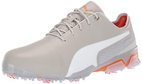 Puma Golf Men's Ignite PROADAPT Golf Shoe Gray Violet-Puma