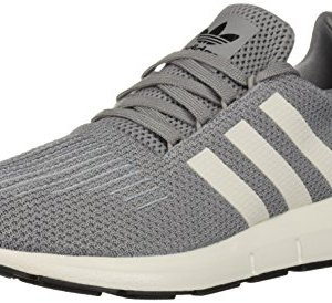adidas Originals Men's Swift Running Shoe, Grey/Black/Grey