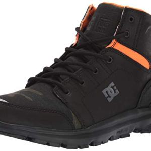 DC Men's Torstein Fashion Boot, Black Camo