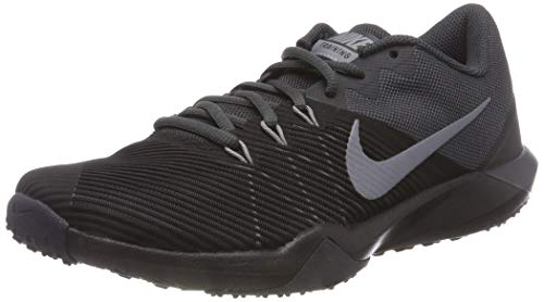 Nike Men's Retaliation Trainer Cross, Black/Metallic Cool Grey-Anthracite