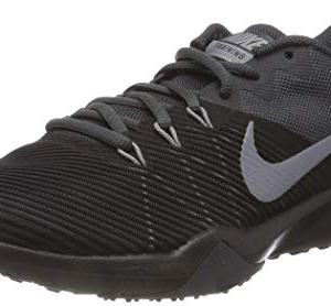 Nike Men's Retaliation Trainer Cross, Black/Metallic Cool Grey-Anthracite