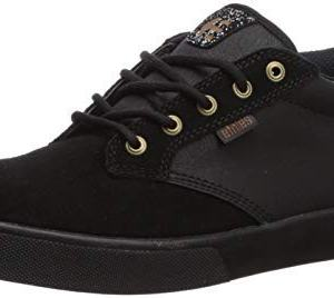 Etnies Men's Jameson MID Crank Skate Shoe, Black