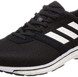 adidas Adizero Adios 4 Mens Running Fitness Trainer Shoe Black