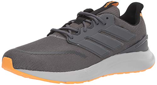 adidas Men's EnergyFalcon Running Shoe, Grey/White