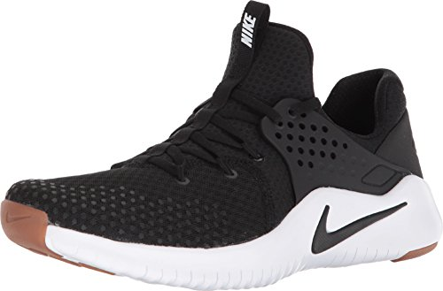 Nike Mens Free Black Black White