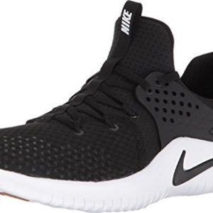 Nike Mens Free Black Black White