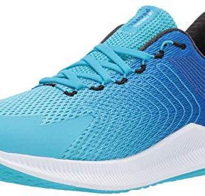 New Balance Men's Propel V1 FuelCell Running Shoe, Bayside/UV Blue
