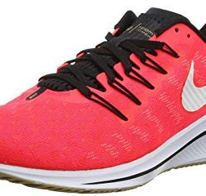 Nike Air Zoom Vomero 14 Mens Running Shoes Red Orbit/White/Black/Parachute