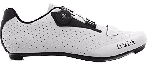 Fizik Uomo Boa Cycling Shoe - Men's White/Black