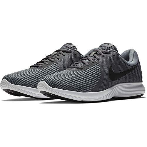 Nike Men's Revolution Running Shoe, Dark Grey/Black-Cool Grey/White
