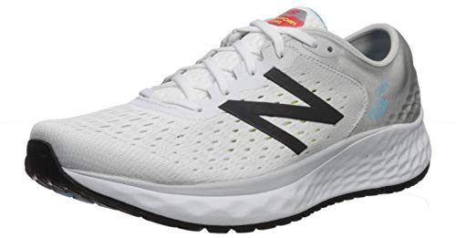 New Balance Men's Fresh Foam Running Shoe, Summer Fog/Black