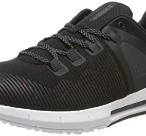 Under Armour Men's HOVR Rise Cross Trainer, Black