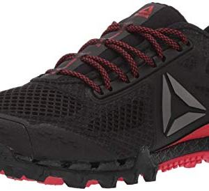 Reebok Men's at Super 3.0 Stealth Running Shoe