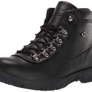 Lugz Men's Plank Chukka Boot, Black