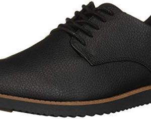 Dr. Scholl's Shoes Men's Sync Oxford, Black