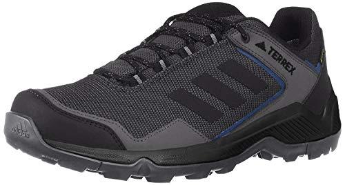 adidas outdoor Men's Terrex EASTRAIL GTX Hiking Boot, Grey Four/Black/Grey Three