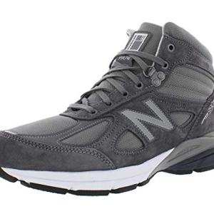New Balance Men's Boot, Grey/White